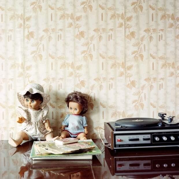 Блеск инищета квартир изнашего детства
