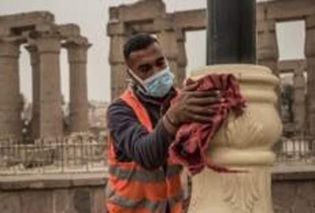 Власти Египта назвали условия открытия страны для иностранных туристов