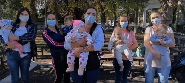 Аксенов оставил молодые семьи без жилья