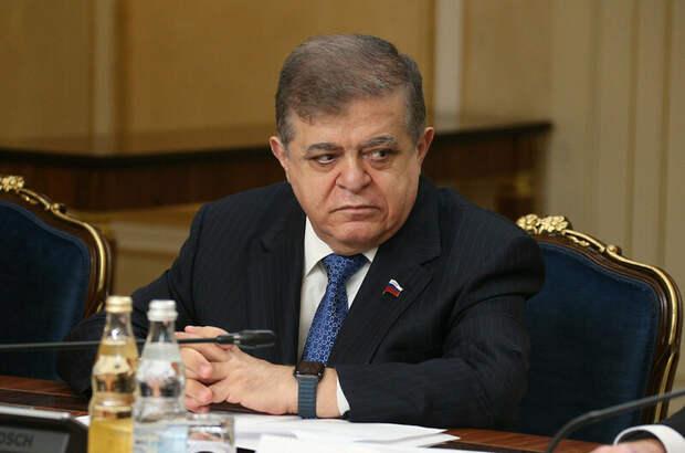Джабаров: продление санкций Евросоюза не изменит позицию России