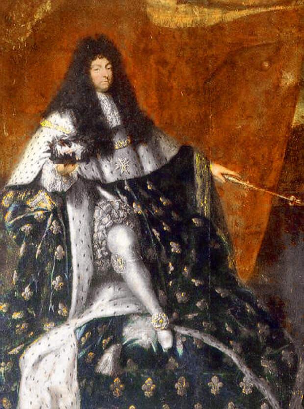 Людовик XIV. <br>
