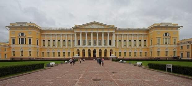 Современный Русский музей находится в здании Михайловского дворца./Фото: calendar.fontanka.ru