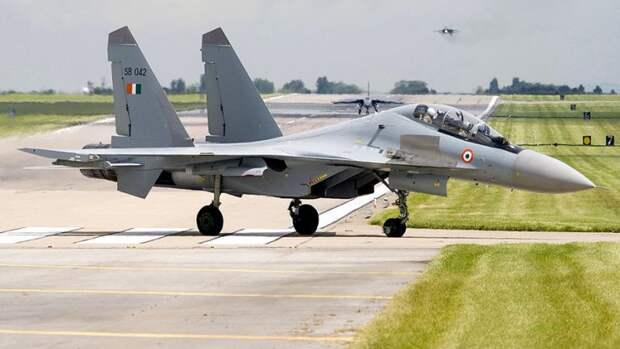 ВВС Индии могут приобрести дополнительно 40 истребителей Су-30МКИ – HAL