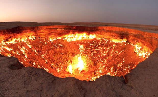 12 самых удивительных геологических образований планеты