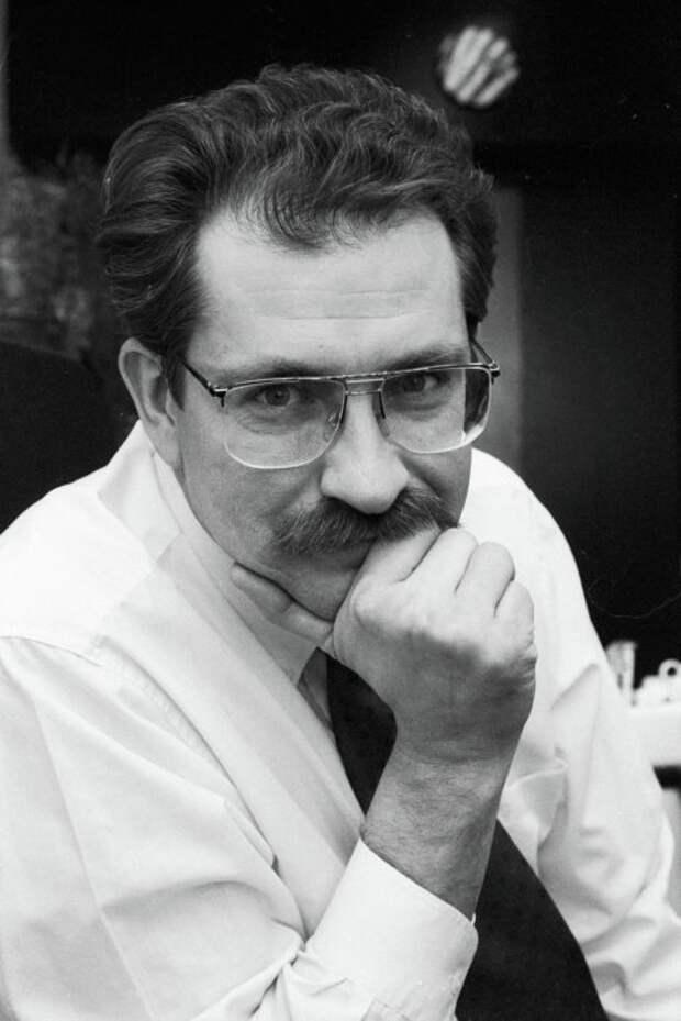 Владислав Листьев. / Фото: www.sputnik.by