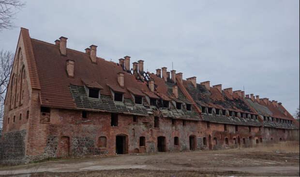 В России продают замок XIV века