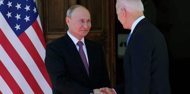 Украина растеряна и не знает, как реагировать на встречу Путина и Байдена