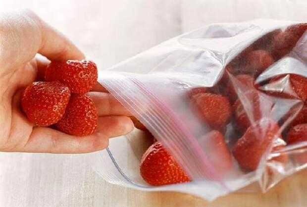 Как правильно пользоваться пластиковыми пакетами с молнией