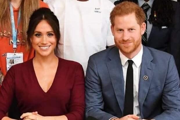 Гарри и Меган получили деньги за обещание не заводить больше детей