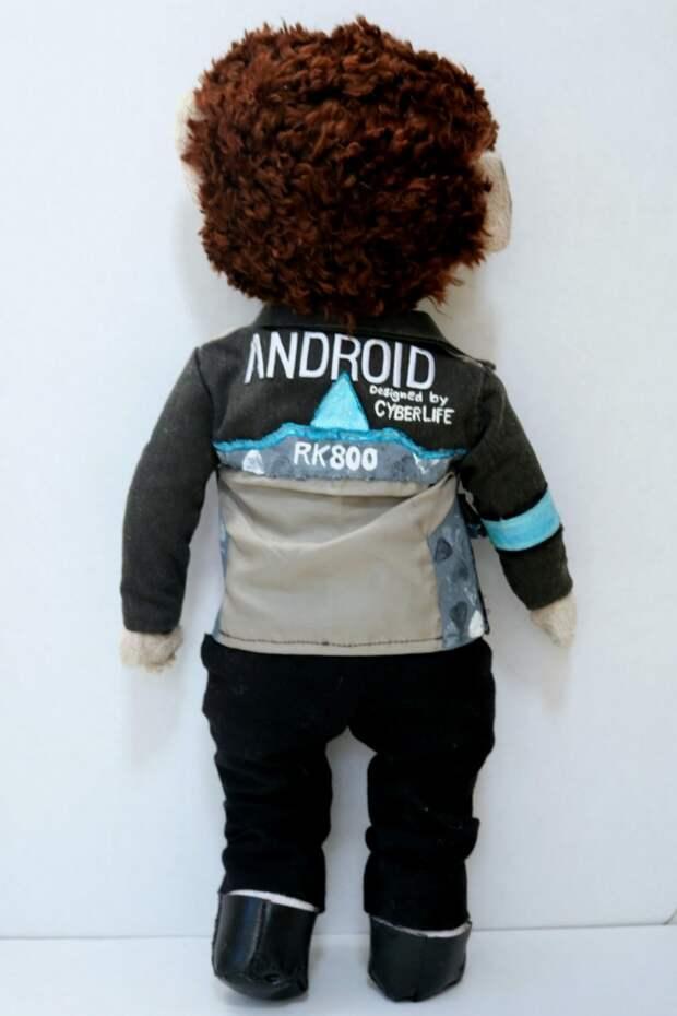 Андроид Конор кукла