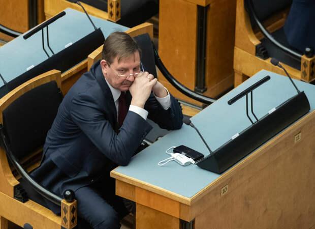 Эстонский Министр экономики вновь обратился к России с просьбой вернуть транзит