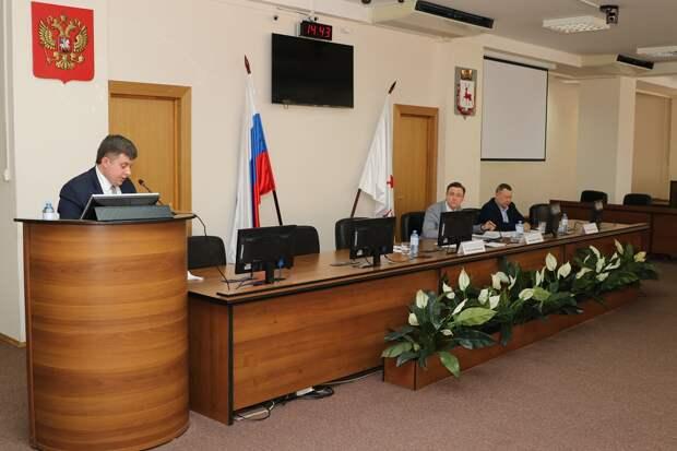 Депутаты городской Думы оценили ход строительства детских садов в Нижнем Новгороде