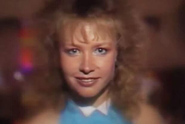 Светлана в 90-х г. Фото: открытый источник.