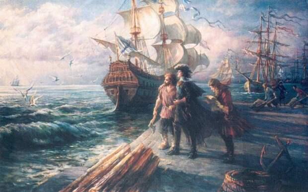 Обстоятельства проведения Петром I внешней политики на южном направлении