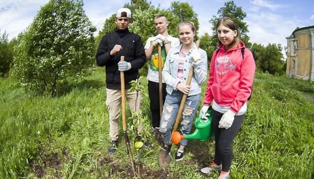 Набор в лагерь труда и отдыха для старшеклассников Подольска пройдет до 1 апреля