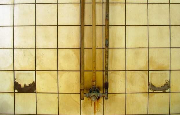 Быстрый и безопасный способ отмыть стены в душе