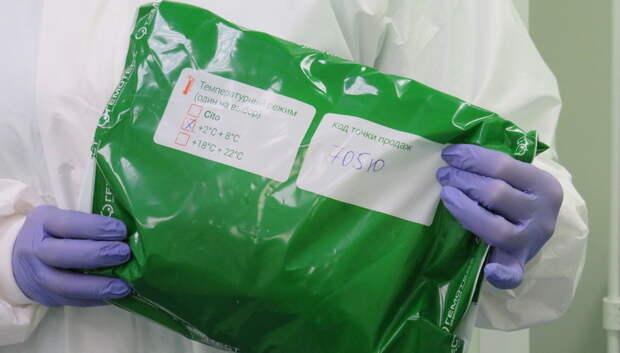 В Подмосковье выявили 1133 случая заражения коронавирусом за сутки