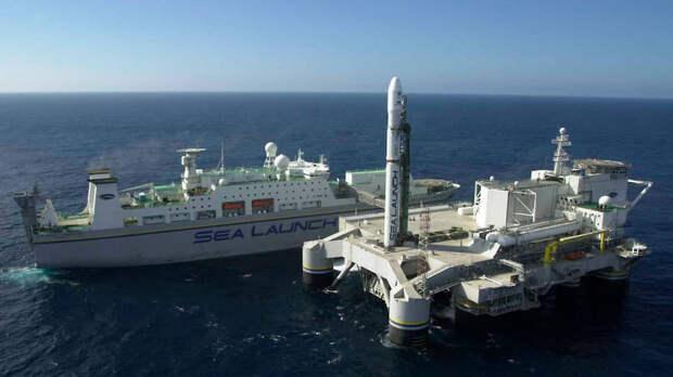 Американская эпоха проекта Sea Launch завершена. Начался отсчет российского этапа «Морского старта». Вот только когда «Одиссей» вновь отправится к экватору, не знают даже специалисты