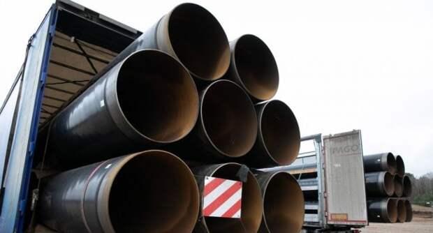 Литва строит газопровод вПольшу, невзирая напандемию