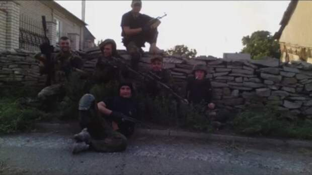 На Украине работает «эскадрон смерти»