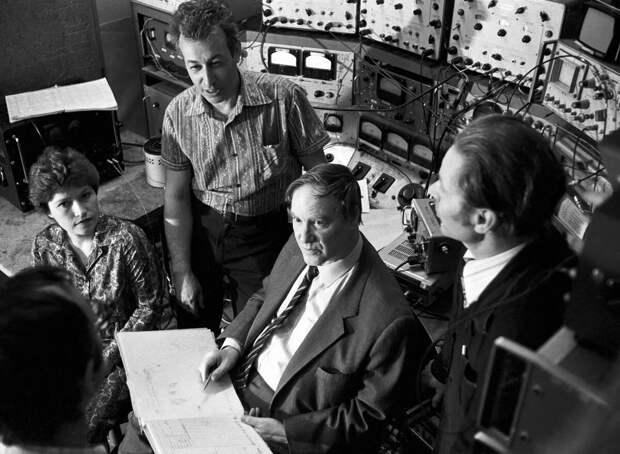 Фото из открытых источников. Советские инженеры и ученые