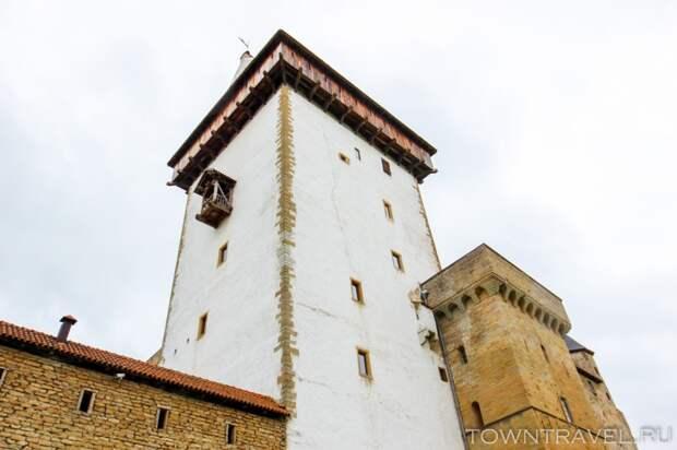 14 Башня Германа