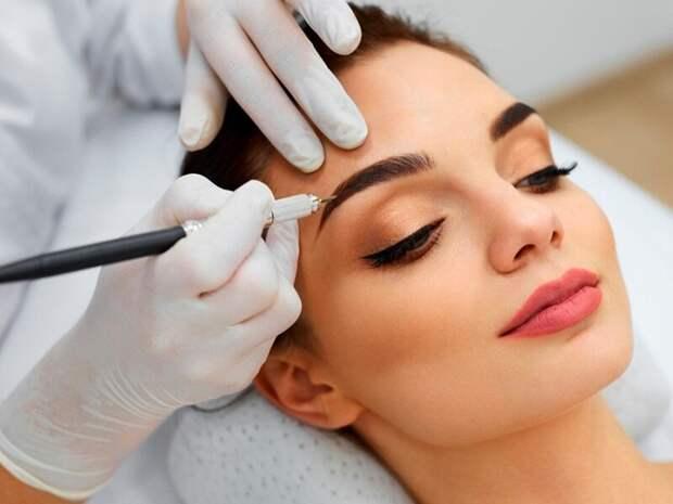 Перманентный макияж - гарантия красоты и свежести