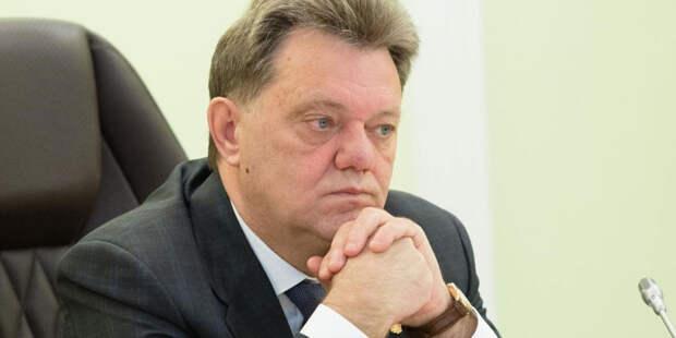 В отношении мэра Томска возбуждено дело