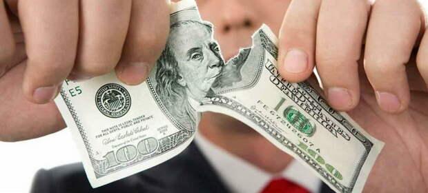 Американцы признали, что Россия успешно реализует курс на отказ от доллара