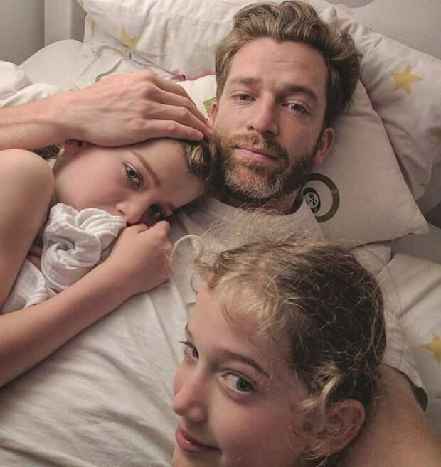 Саймон Хупер: что значит быть отцом четверых дочерей с юмором