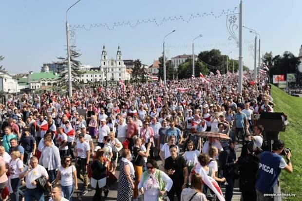 Записки Колорадского Таракана. Не согласен с белорусами!