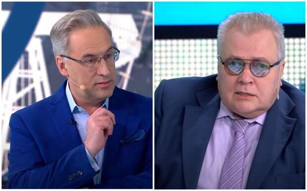 Поклонники удивлены изменением поведения Сытина в шоу Андрея Норкина