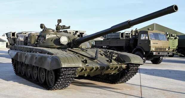 Все танки Т-72 превратят в Т-72Б3М