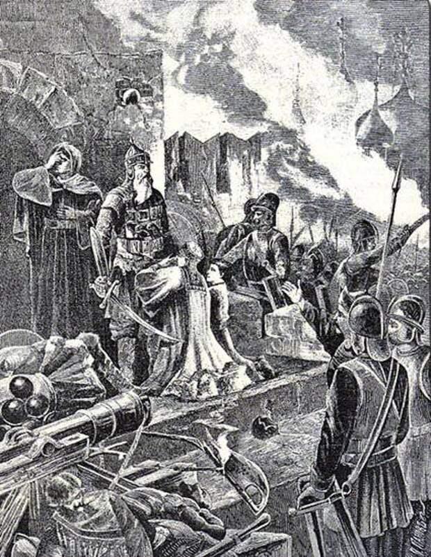 Подвиг Смоленска (1609-1611 годы)