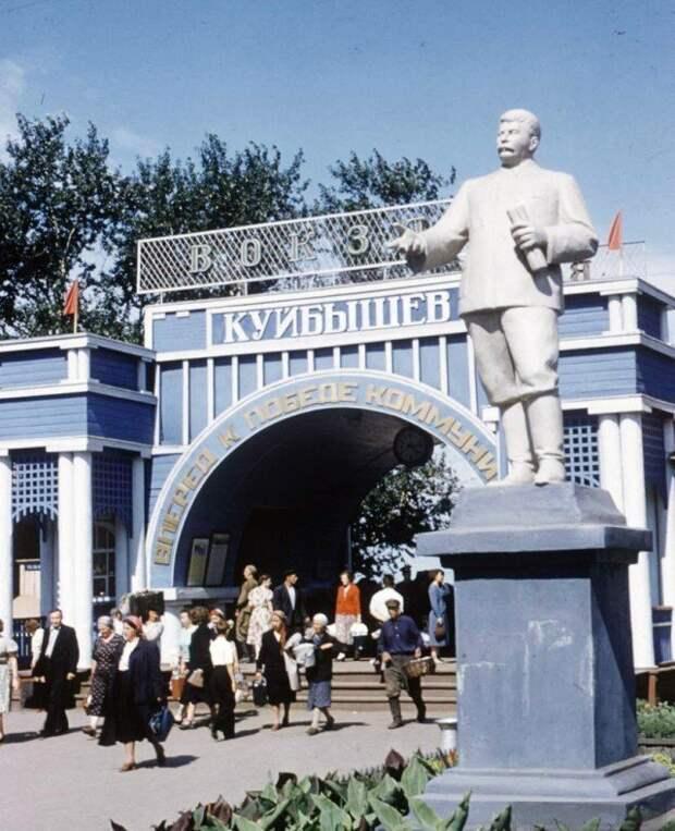 Путешествие в 1958 год