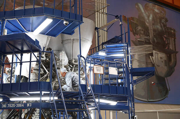 """Создатели """"Сармата"""" разработали концепцию ракеты для полетов к Марсу"""