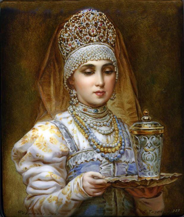 Анна Московская, византийская императрица