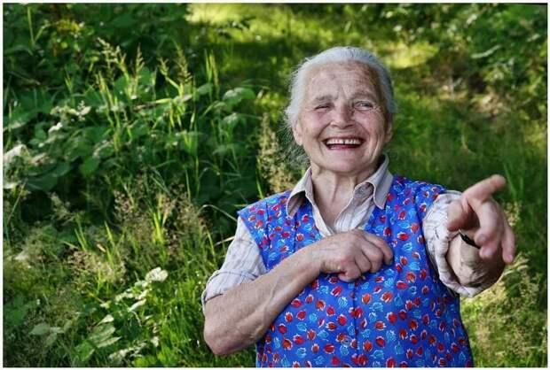 Пенсионерка вырастила неприличную редиску и хочет презентовать её правительству