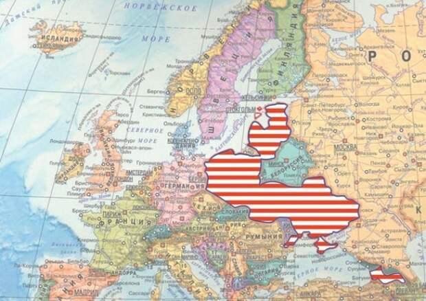 От моря, до моря против РФ