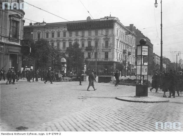 Майский переворот в Польше 12-14 мая 1926 года
