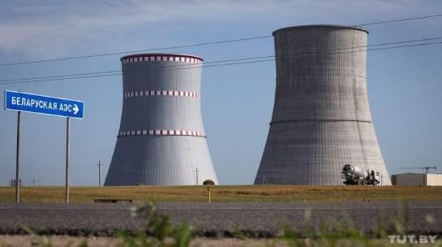 Литва просит США помочь разобраться с Белорусской АЭС