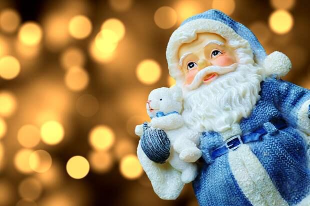Украинцы объявили «войну» советскому Деду Морозу