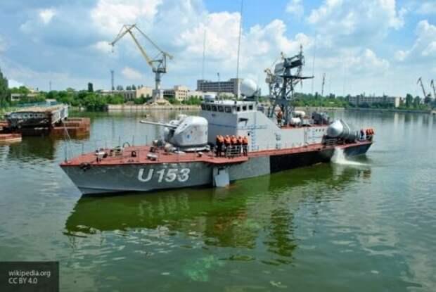 «Москитный флот» на надувных лодках, или Зачем Англии учения с Украиной