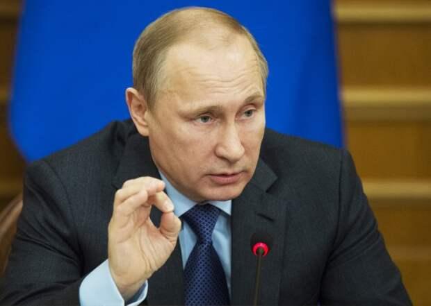 Путин «убрал» человека и остановился на другом