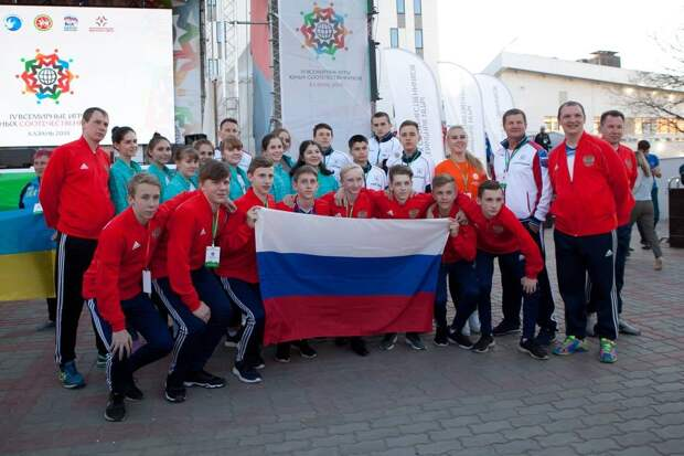 Крымские стритболисты одержали победу в IV Всемирных играх юных соотечественников в Казани