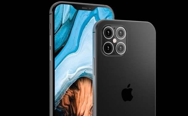 iPhone 12. Всё больше слухов о новом дизайне!