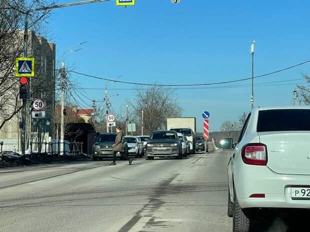 Волоколамское шоссе. Безопасность по-русски