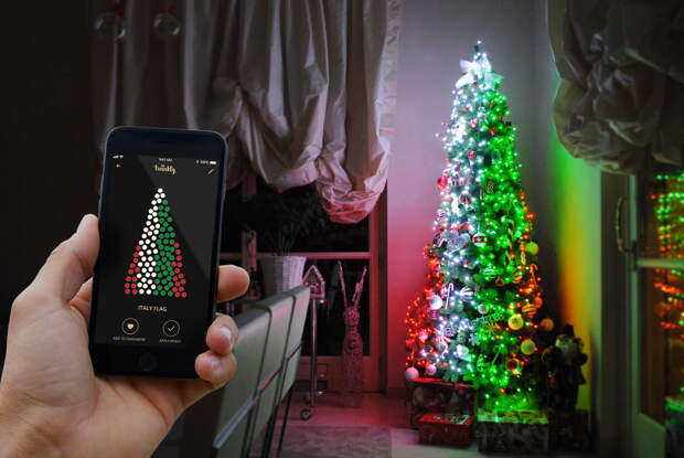 Магия зимнего света для вашего дома