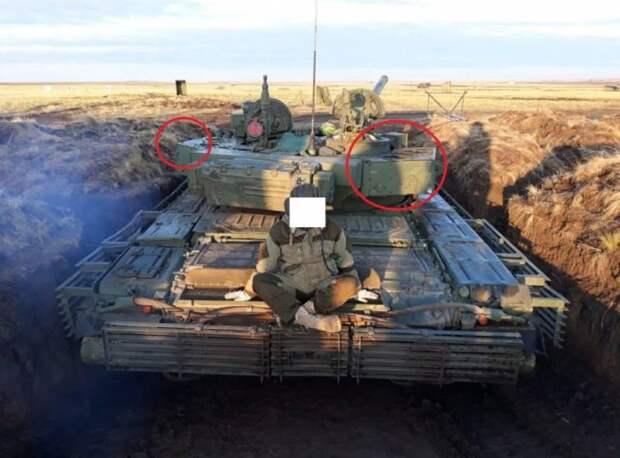 Притаившийся зверь: Leopard 2 получает комплекс активной защиты