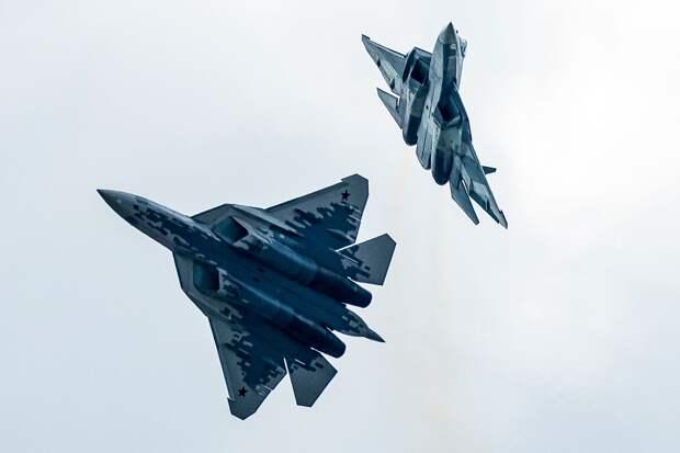 Макрон подтолкнул Эрдогана к покупке Су-57